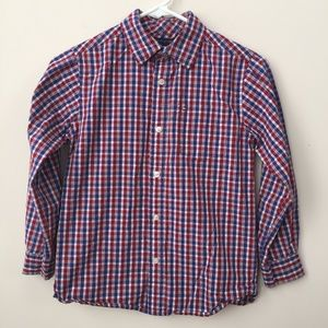 Tommy Hilfiger Button-Up Shirt Size M (8-10)